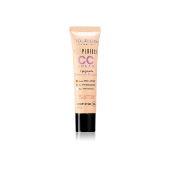 Bourjois 123 Perfect recenze a test