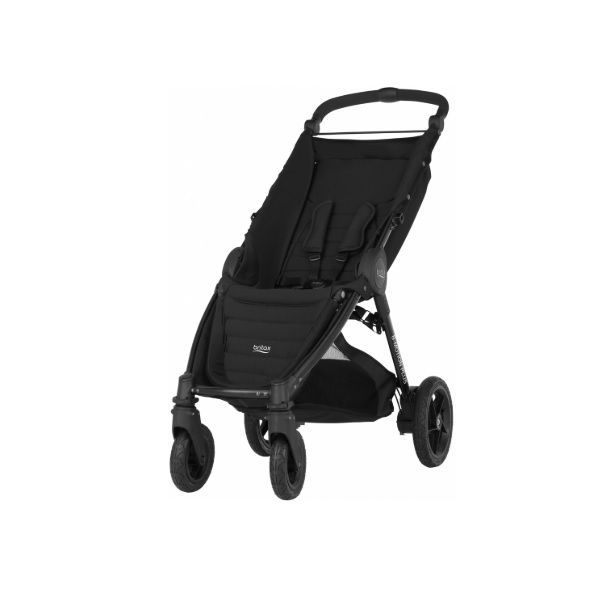 Britax B-Motion 4 Plus recenze a test