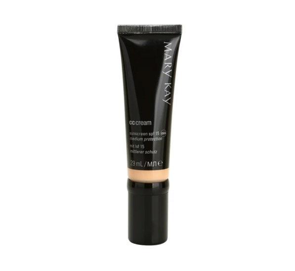 Mary Kay CC Cream recenze a test
