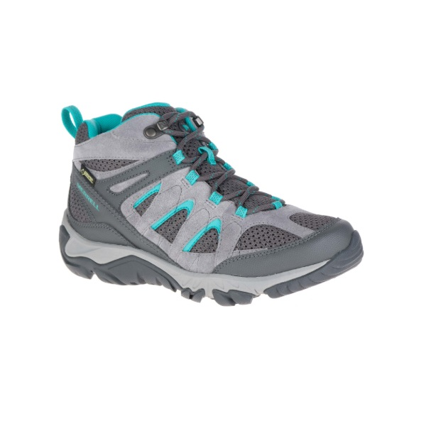 Merrell OUTMOST MID VENT GTX recenze a test