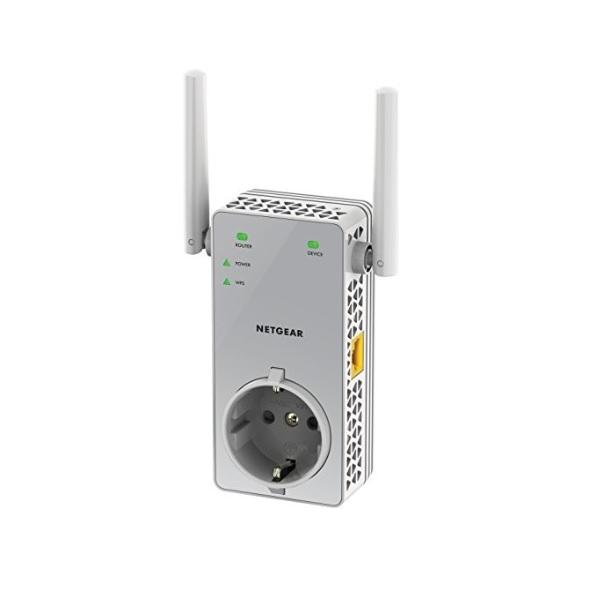 Netgear EX3800-100PES recenze