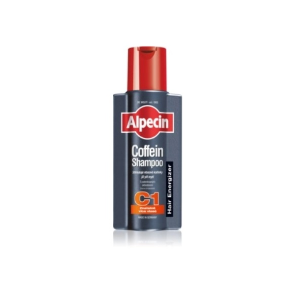 Alpecin Hair Energizer Coffeine Shampoo C1 recenze a test