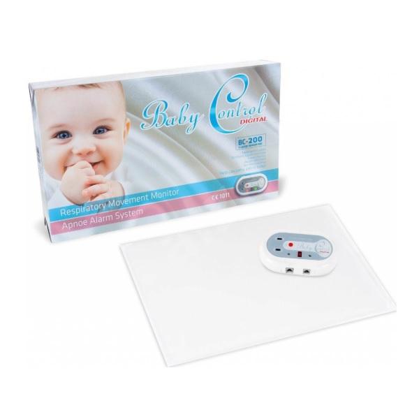 Baby Control Digital BC 200 recenze a test