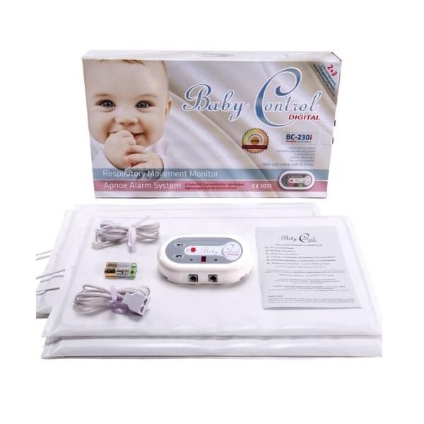 Baby Control Digital BC 230i recenze a test