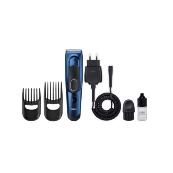 Braun Hair Clipper HC5030 recenze a test