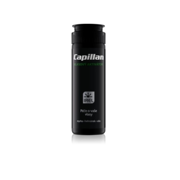 Capillan Hair Care recenze a test