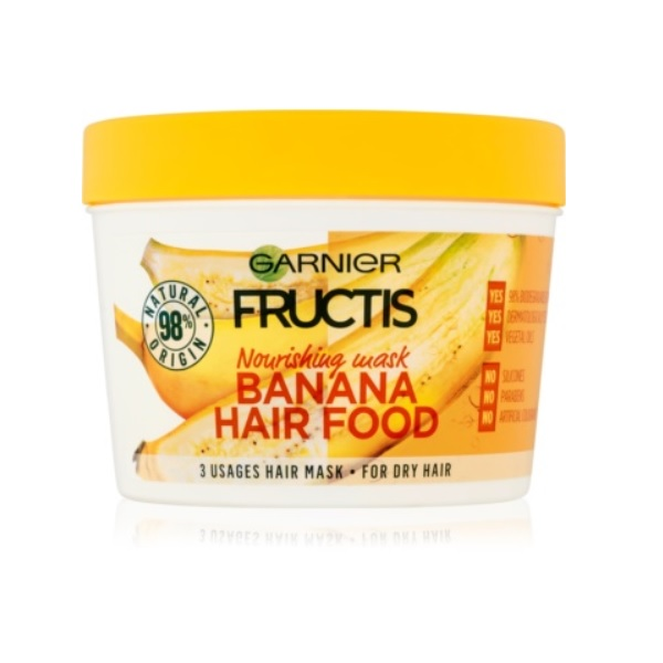 Garnier Fructis Banana Hair Food recenze a test