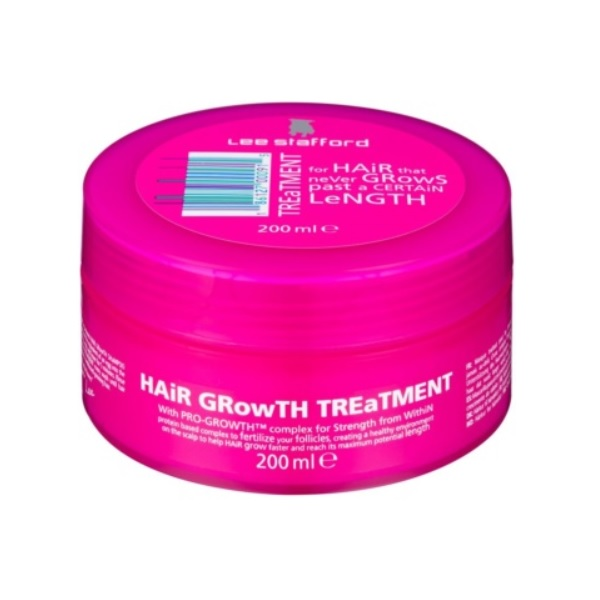 Lee Stafford Hair Growth recenze a test