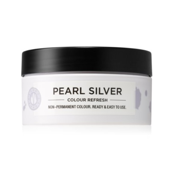 Maria Nila Colour Refresh Pearl Silver recenze a test