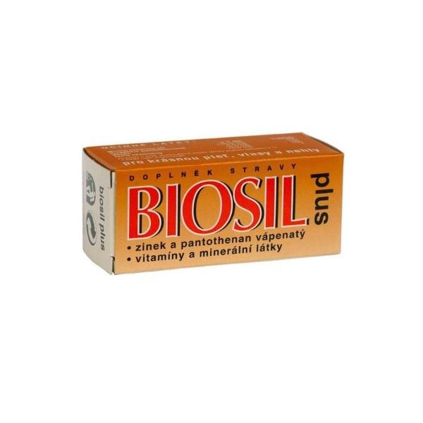 Naturvita Biosil Plus recenze a test