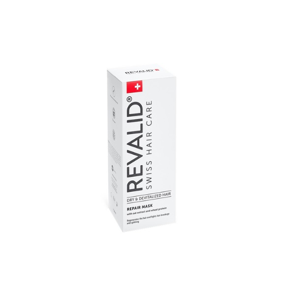 Revalid Nutri-Repair Treatment recenze a test