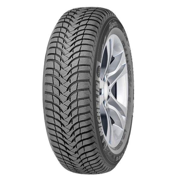 Michelin Alpin A4 recenze a test