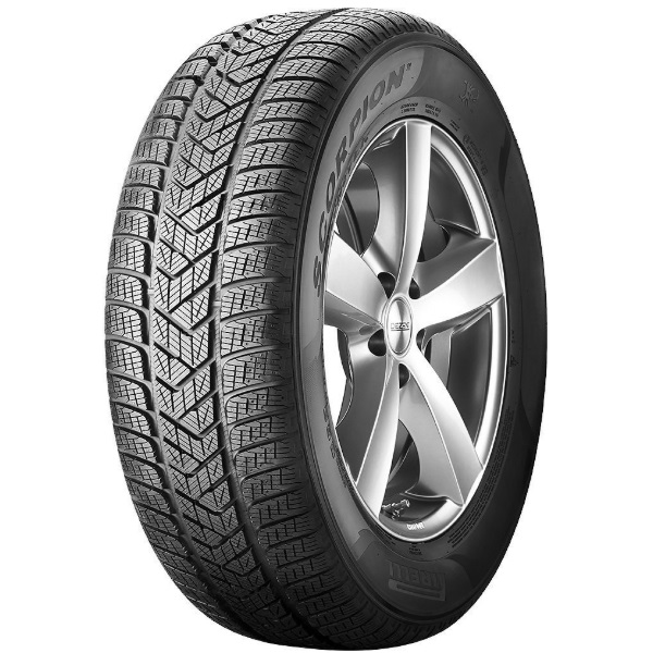 Pirelli Scorpion Winter recenze a test