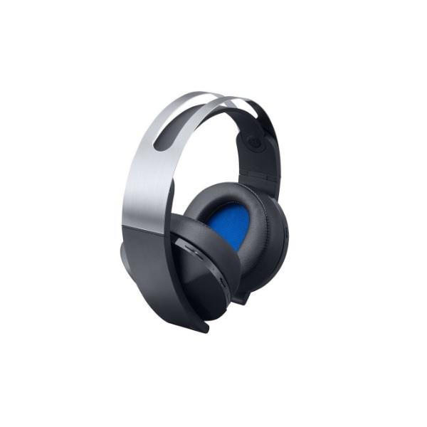 Sony PS4 Platinum Wireless Headset recenze a test