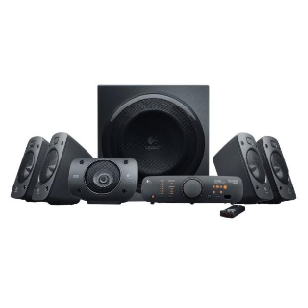 Logitech Surround Sound Speakers Z906 recenze a test