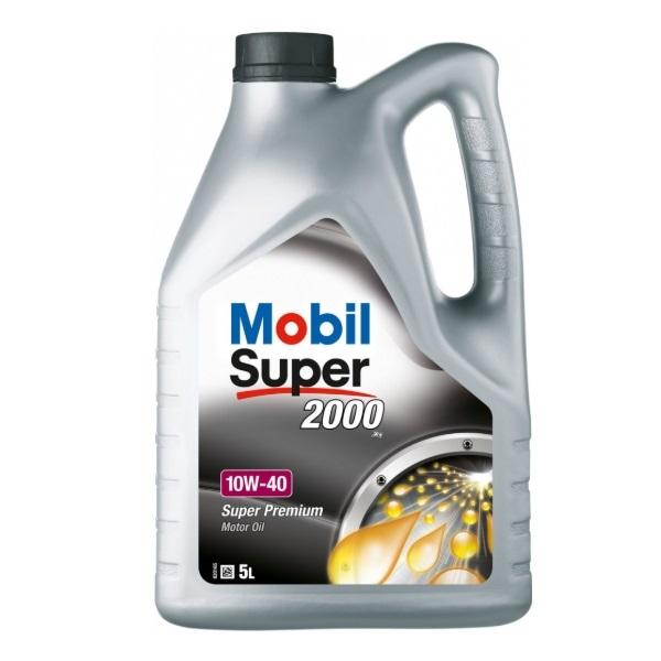 Mobil Super 2000 X1 recenze a test