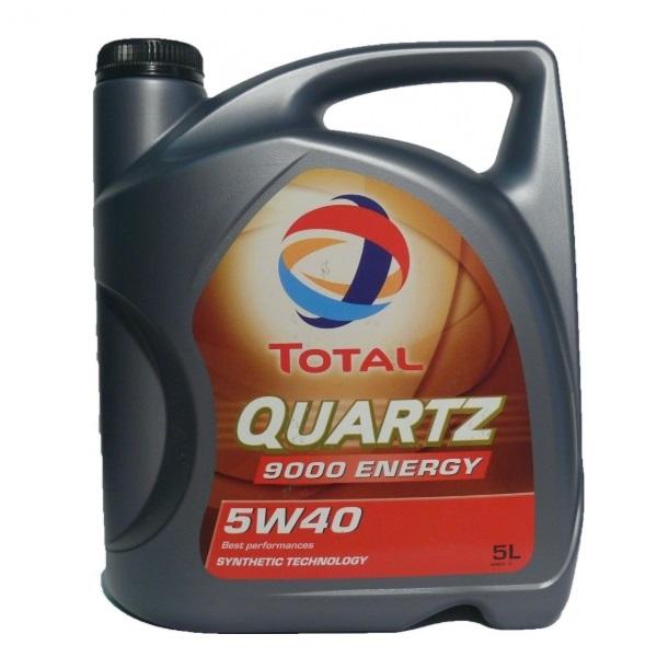 Total Quartz 9000 Energy recenze a test
