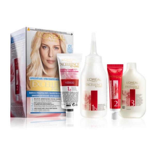 L'Oréal Paris Excellence Creme recenze a test