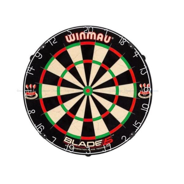 Winmau Blade 5 recenze a test