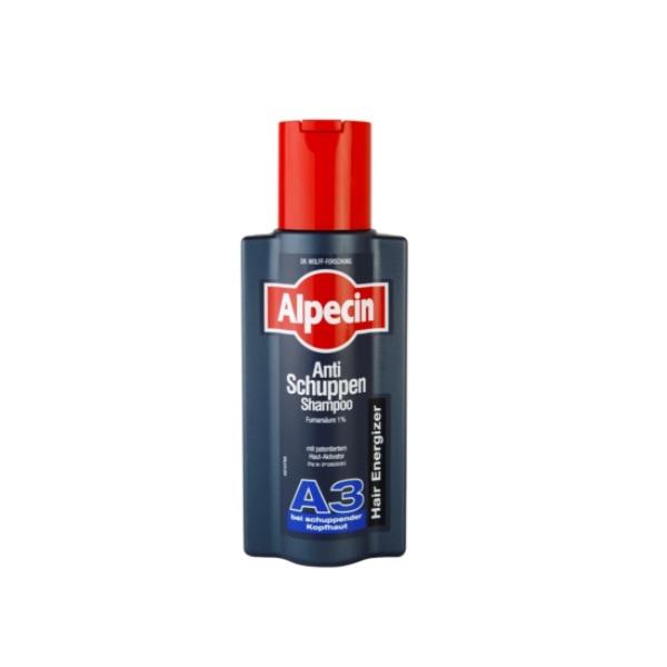 Alpecin Hair Energizer Aktiv Shampoo A3 recenze a test