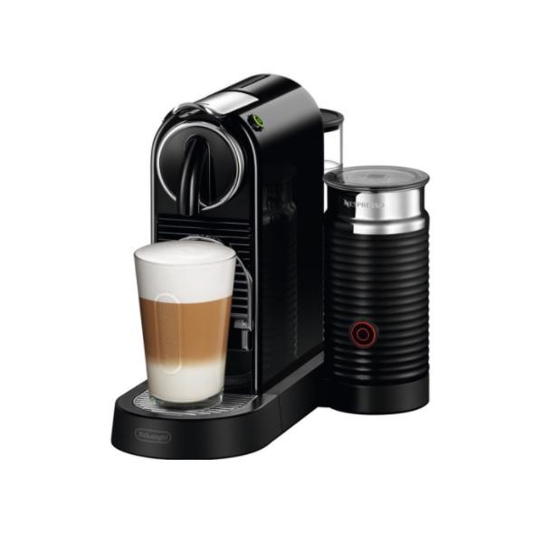 DeLonghi Nespresso CitiZ&Milk EN 267 BAE recenze a test