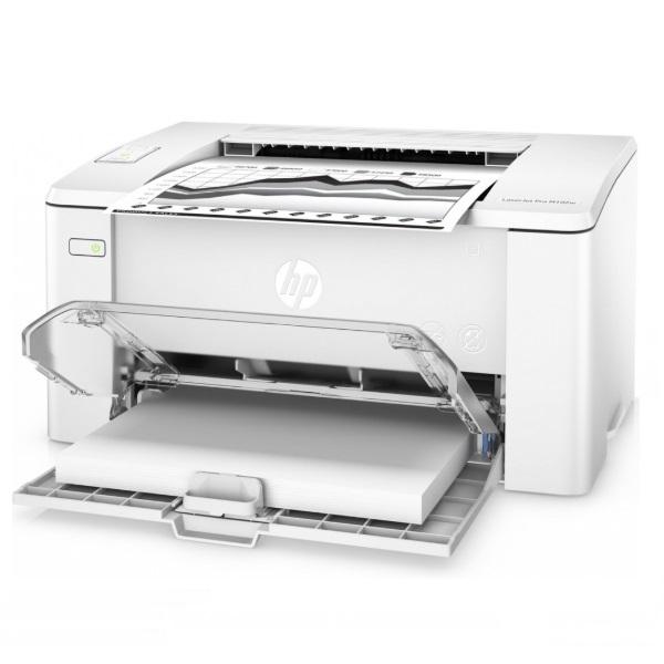 HP LaserJet Pro M102w recenze a test