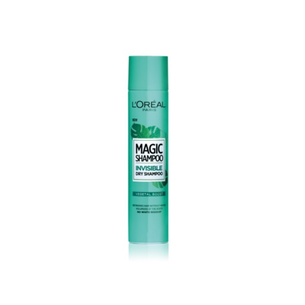 L'Oréal Paris Magic Shampoo Vegetal Boost recenze a test