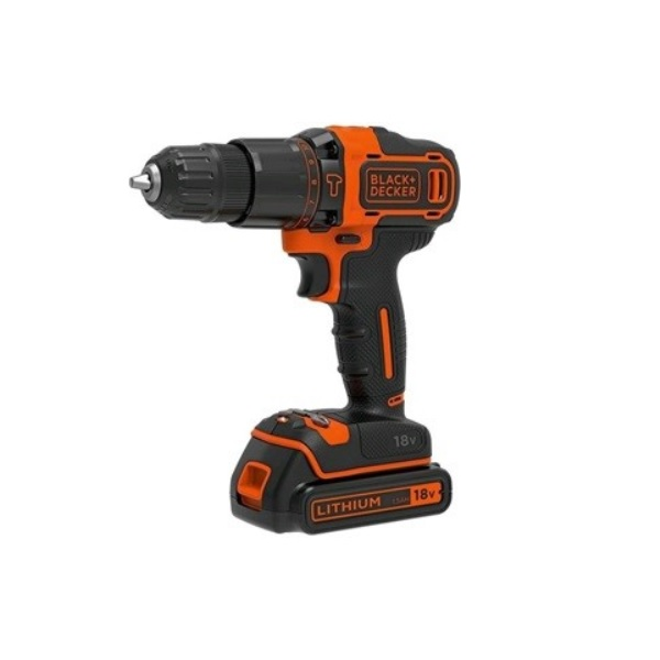 Black & Decker BDCHD18KB recenze a test