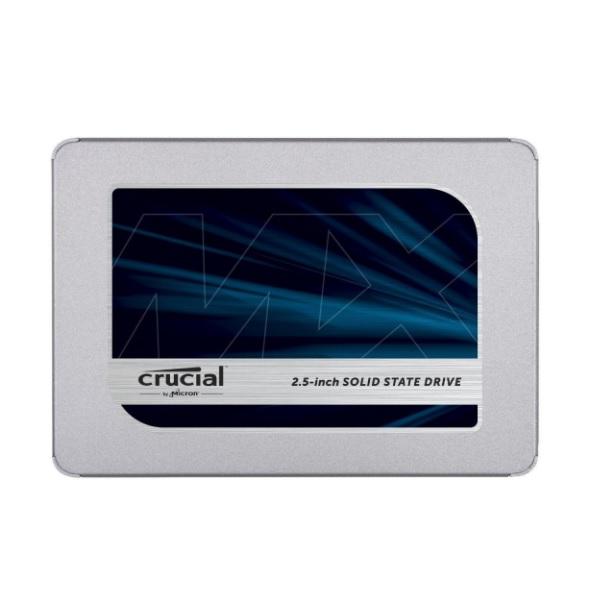 Crucial MX500 recenze a test