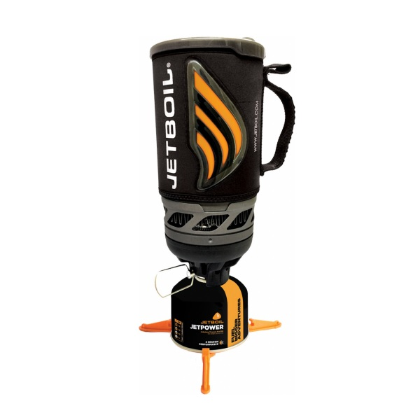 Jetboil FLASH recenze a test