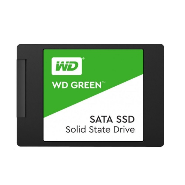 WD Green SSD recenze a test