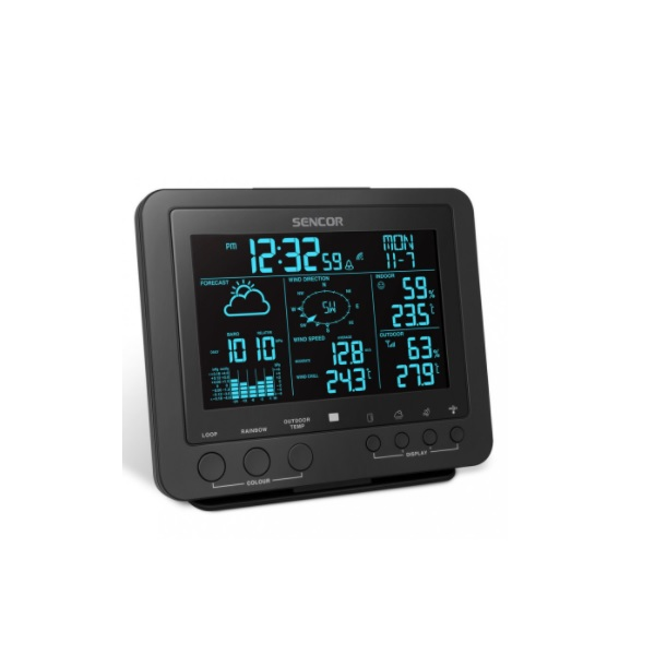 Sencor SWS 9700 recenze a test