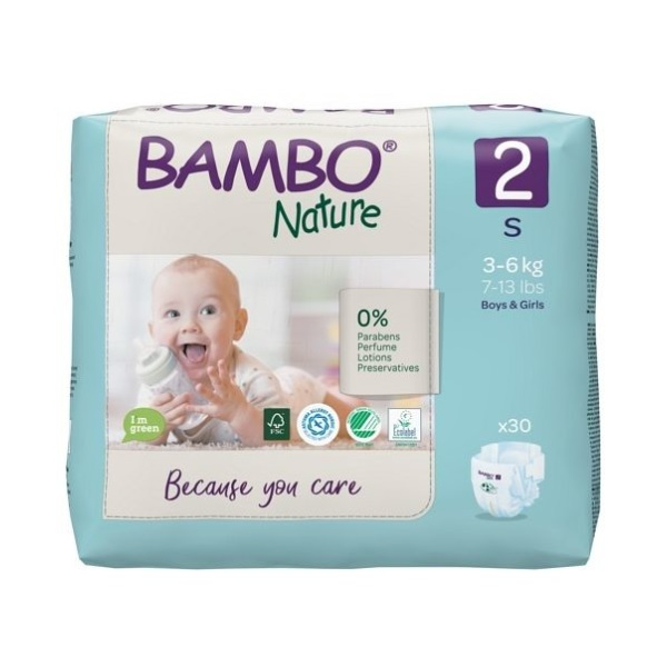 Bambo Nature 2 recenze a test