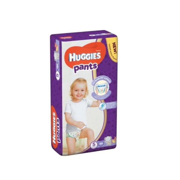 HUGGIES Pants Jumbo 5 recenze a test