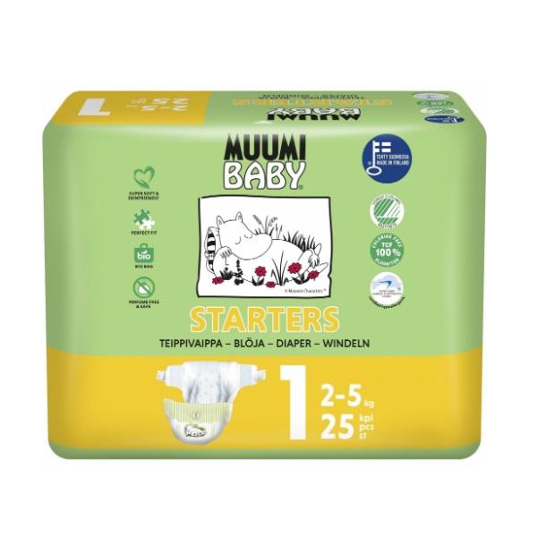 Muumi Baby Newborn recenze a test