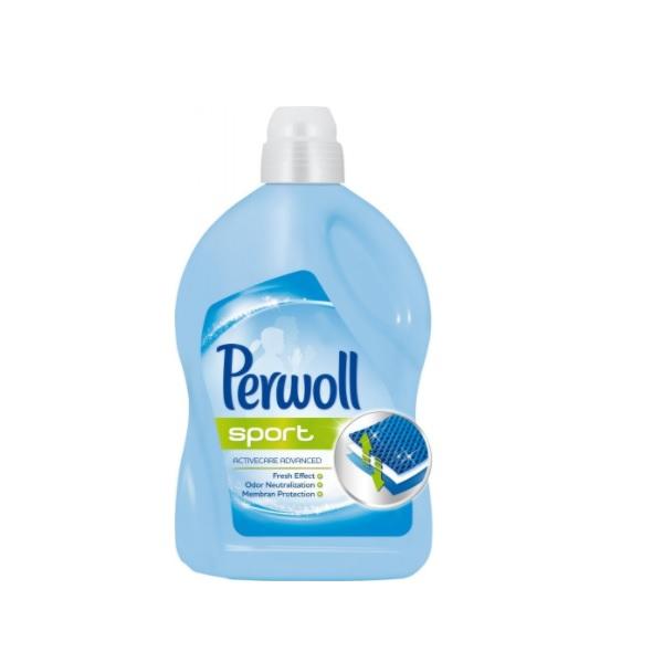 Perwoll Sport recenze a test