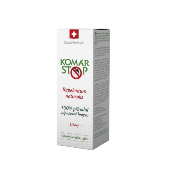 Herbamedicus Komárstop recenze a test