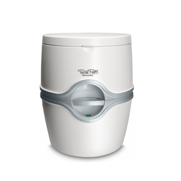 Thetford Porta Potti Excellence 565 Electric recenze a test