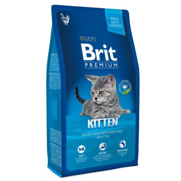 Brit cat kitten Premium recenze a test