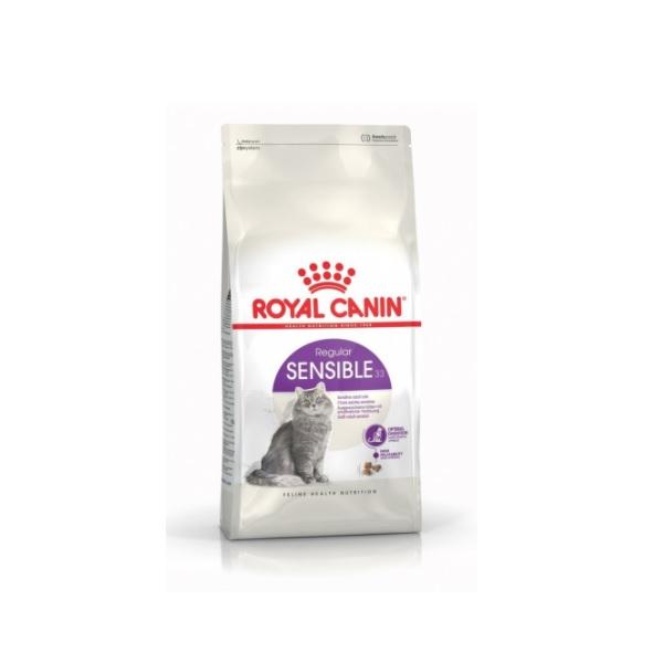 Royal Canin Sensible recenze a test