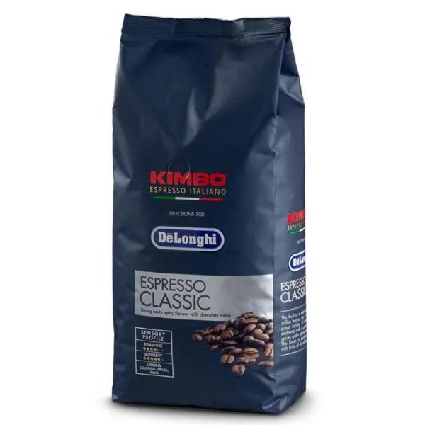 DeLonghi Kimbo Espresso Classic recenze a test