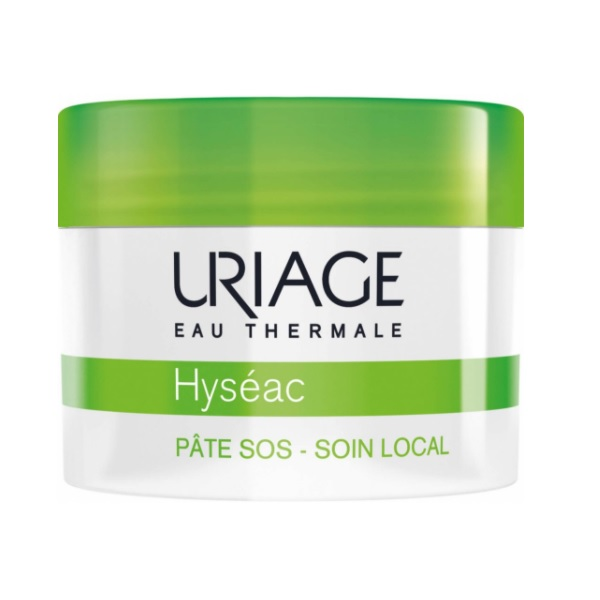 Uriage Hyséac SOS Paste recenze a test