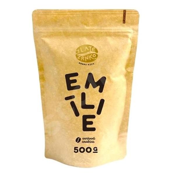Zlaté Zrnko Káva Emílie recenze a test