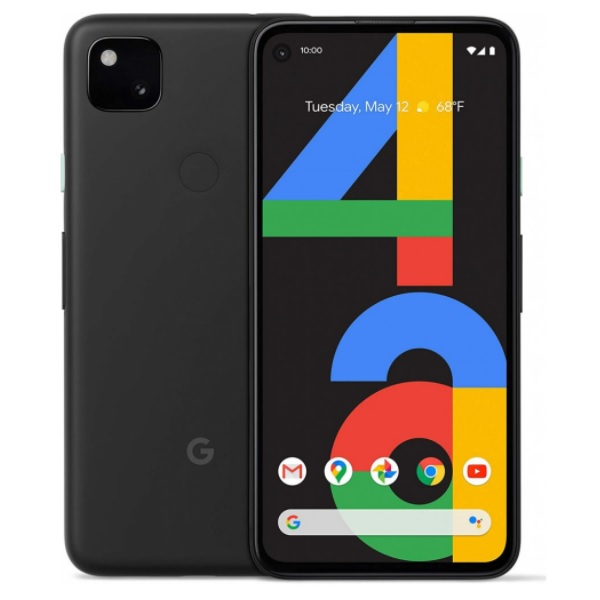 Google Pixel 4a recenze a test