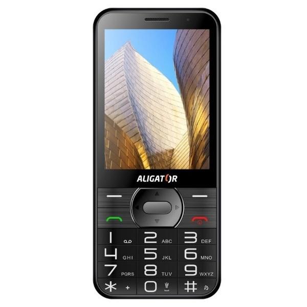 Aligator A900 GPS Senior recenze a test