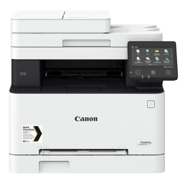 Canon i-Sensys MF643Cdw recenze a test