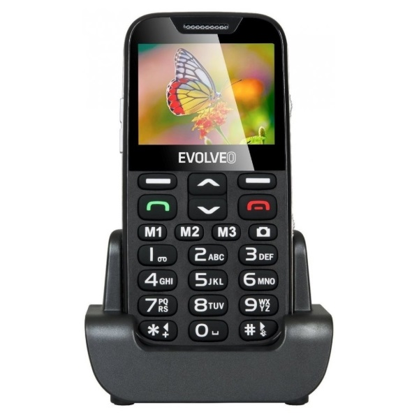 Evolveo EasyPhone XD recenze a test