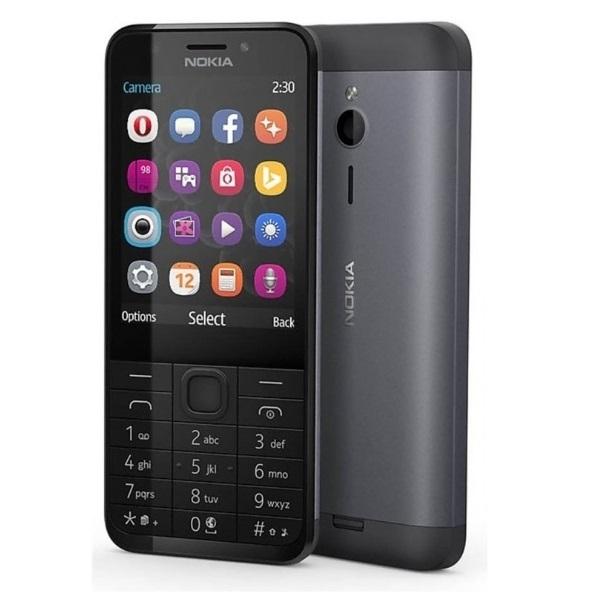 Nokia 230 Dual SIM recenze a test