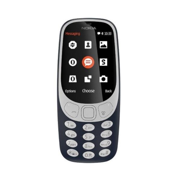 Nokia 3310 2017 recenze a test