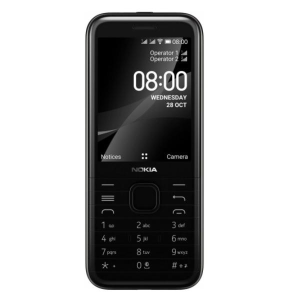 Nokia 8000 4G recenze a test